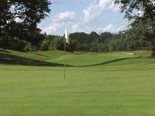 Golf - greens