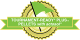 Tournament-Ready Plus (met Actosol) Pellets (16 tabletten per doos)_