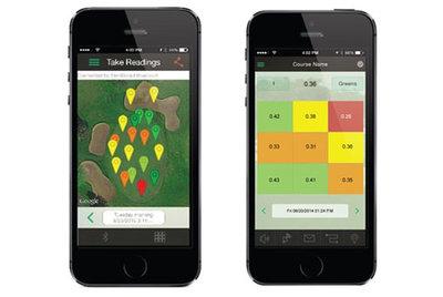 FieldScout TDR Mobiele App