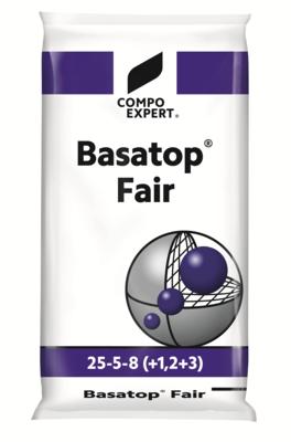 Basatop Fair 25-5-8+1,2MgO+3S +sporen 25 kg