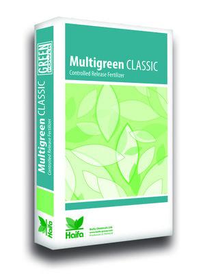 MultiGreen C Autuno 18-0-30+3MgO (2-3m)   25kg