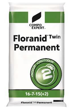 Floranid ®Twin Permanent 16-7-15+2MgO 25 kg