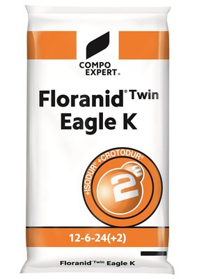 Floranid Twin Eagle K 12-6-24+2MgO 25 kg