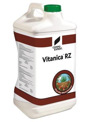 Vitanica RZ 5%N+5%K  10 ltr   bevat Bacillus anyloliquefaciens