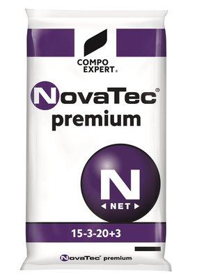 Novatec Premium 15-3-20+3MgO 25 kg