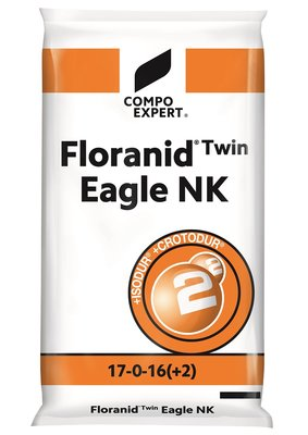 Floranid Twin Eagle NK 17-0-16+2MgO 25 kg