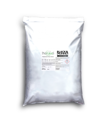 Black & Green 12%Fe+5%MgO (IJzerzout) 20kg